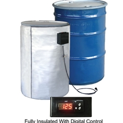 Full Coverage Drum & Pail Heaters