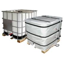 Full Coverage IBC Tote Tank Heaters