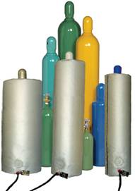 Gas Cylinder Warmers/Heaters