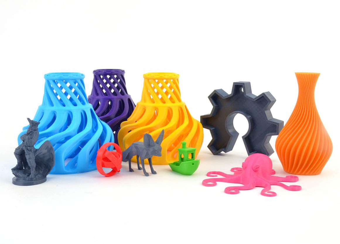 Additive Manufacturing-3D Printed Objects